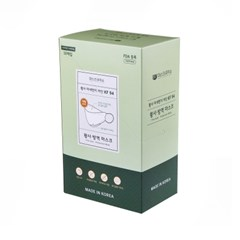 [사은품 증정] 마스크공작소 국내산 마스크 KF 94 (50개입 1박스)