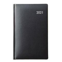 2021년 핸디 다이어리 클래식 위클리 블랙 [L044]