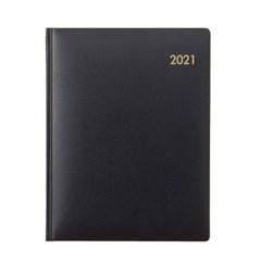 2021년 퍼스널 다이어리 클래식 위클리 블랙 [L023]