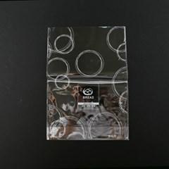 OPP 인쇄 비접착 원형무늬