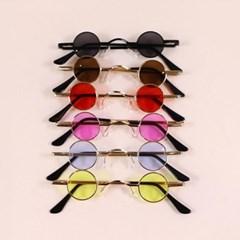 2021 사이파이 눈알가리개 알작은 선글라스 6color 핵인싸 안경