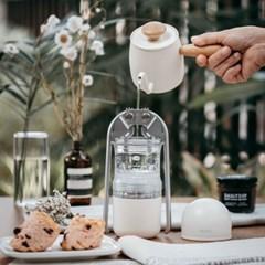 뉴레버프레소 2020 휴대용 레버 에스프레소 커피머신