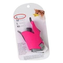 오리 입마개(핑크)S