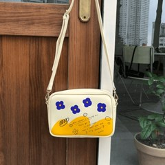 Love letter mini bag - Ivory