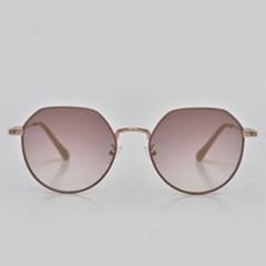 로코모티브 리옹 핑크 남자 여자 선글라스