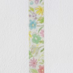 Wild Flower Masking Tape [Summer Wild Flower]
