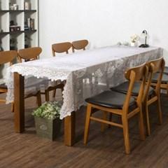 프렌치 레이스 테이블보(샐리가든) (150x250cm)