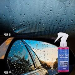 FRONT OK 강력한 유리발수 코팅효과 프론트 유리발수 코팅제 150ml