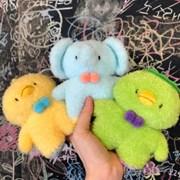 폭신폭신 탓똔(코끼리,병아리,갓파)(S,M)