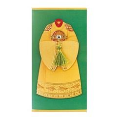 전통예복 봉투 FB215-1345(4종)