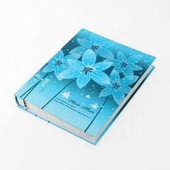 백합화 포켓식 포토앨범(5x7) (50매)