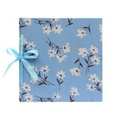 네이처 흰꽃 포토앨범(3x5/5x7) (100매)