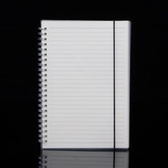 밴드 유선 스프링노트(11x15cm)