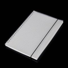 밴드 격자 스프링노트(20x26.5cm)