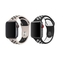애플워치 SE 6 5 4 3 2 스트랩 스포츠 실리콘밴드