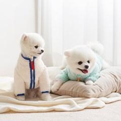 봉봉양털집업