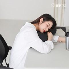 낮잠 꿀잠베개 쪽잠 숙면 허리 팔 책상 쿠션 2color