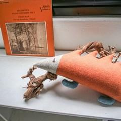 ABBY, 남아프리카 고슴도치 멸종위기동물 홈데코 인형 4_(1878853)