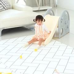 리빙코디 PVC 소프트 놀이방매트 230x140x1.2cm