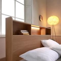베디스 SB483 리베 LED조명헤드 멀티수납 침대 Q/K_(993521)