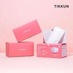 티쿤 국내생산 3중MB필터 일회용 마스크 50매 1box