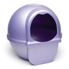 고양이 후드변기 화장실 라운드어바웃 돔 반려묘용품