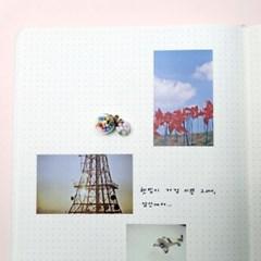 [제미포티] 데코 사진 스티커 _ sentimental