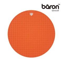 BARON 국산 프리미엄 원형 실리콘 냄비받침