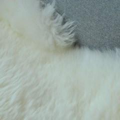 초대형 천연 양털-2마리 (75x200cm)