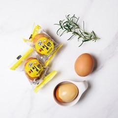 [아침몰] 촉촉한 순수 계란 100% 아침란 2구 PET