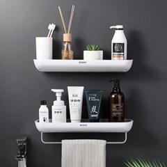 욕실용품 냄비뚜껑거치대 다용도벽선반 폰거치수저통 쓰레기통