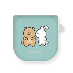 토끼는곰을좋아해 버즈라이브 하드케이스