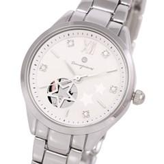 [Timepieces]나만의스타야광다이얼 여성용실버메탈시계 OTW120T03TSS