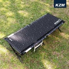 카즈미 모노그램 에어튜브 싱글 K20T3M003 / 캠핑 자충 에어매트