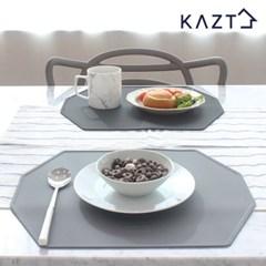 모던 실리콘 테이블 식탁매트 1개