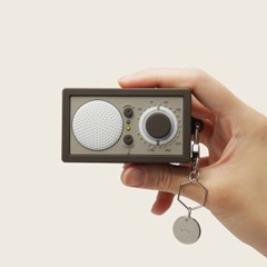 [A] 갤럭시 버즈 플러스/라이브 빈티지 오디오 실리콘 케이스