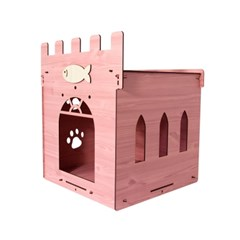 [나룸] DCH-002 DIY 부비부비 고양이 하우스