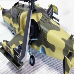 KA-50 KAMOV 카모프 공격 헬기 헬리콥터 육군항공대