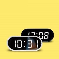 LED알람시계 온습도시게 날짜시계 인테리어 집들이 결혼선물