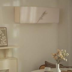 비침없는 벽걸이 에어컨커버