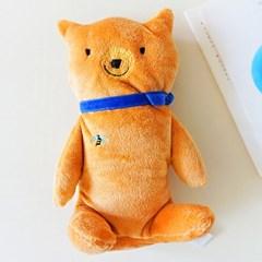 [이부] 곰 애착인형