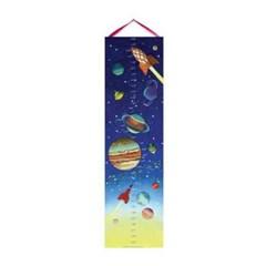 [이부] 우주선 키재기 차트 / 방꾸미기 인테리어