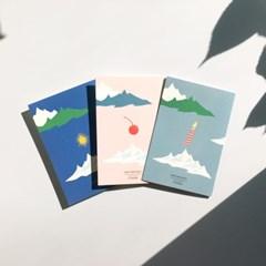 3 CONGRATURATION CARDS_축하카드 3종