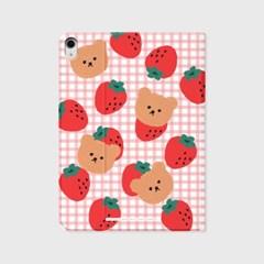 Big strawberry bear-pink(아이패드-커버)_(1646222)