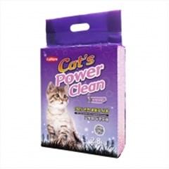 캣마루 파워크린 고양이두부모래 라벤더 7L_(358769)