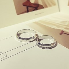 HORIZON Couple Ring