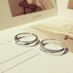 AURORA Couple Ring