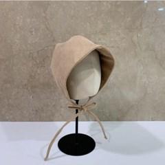 턱끈 패션 심플 무지 데일리 골덴 버킷햇 벙거지 모자