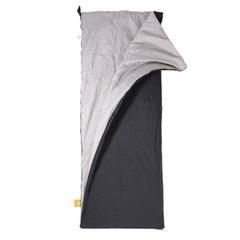 스노우아울 캠핑 침낭 코쿤 초경량 블랙 슬리핑 백 S680