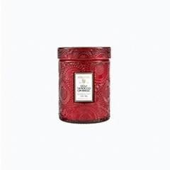 [볼루스파] 고지 타로코 오렌지 5.5oz 글라스 캔들_(312260)